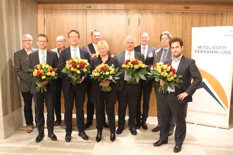 Moritz Ritter im BSW Vorstand bestätigt